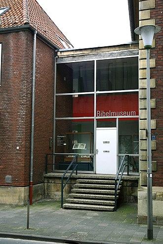 Bible Museum Münster - Biblemuseum Münster, Germany