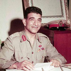 Mohammed Naguib - Image: Muhammad Naguib 1953