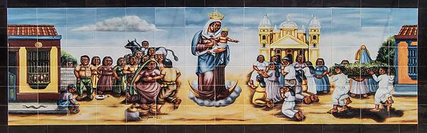 Mural La Chinita