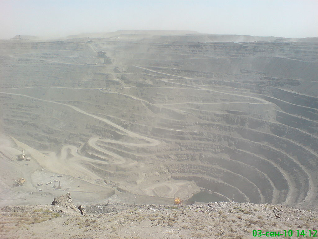 Zlatý důl Muruntov