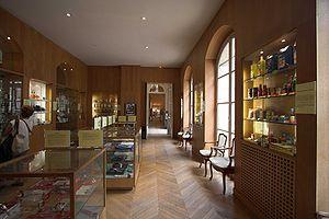 Musée de la Contrefaçon - Musée de la Contrefaçon, interior