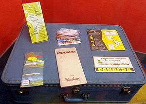Pan American-Grace Airways - Panagra leaflets