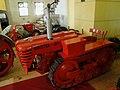 Museu Agromen de Tratores e Implementos Agrícolas, localizado no complexo do Centro Hípico e Haras Agromen em Orlândia. Mini trator Bristol-20, com esteira rolante. Foi fabricado na Inglaterra entre 1947 - panoramio.jpg