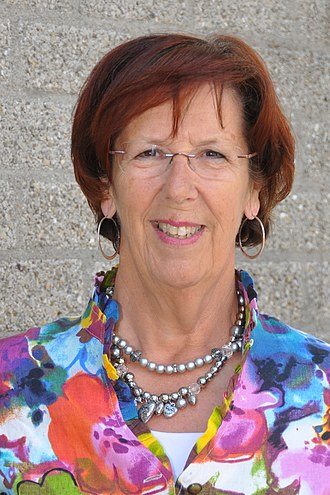 Annemarie Jorritsma - Annemarie Jorritsma in 2010
