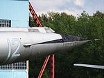 Myasishchev M-50 at Central Air Force Museum pic6.JPG
