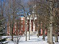 Myers Hall at Wittenberg, front through trees.jpg