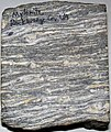 Mylonite (Rockbridge County, Virginia, USA) 3 (43725476650).jpg