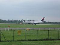 N154DL - B763 - Delta Air Lines