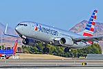 N967AN American Airlines 2001 Boeing 737-823 - cn 29545 - ln 883 (10664853275).jpg