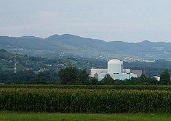 L'impianto di Krško
