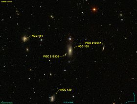 Image illustrative de l'article NGC 138