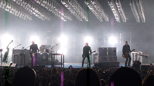 Industrial metal - Nine Inch Nails in concert, 2009