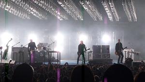 Industrial metal - Nine Inch Nails in concert, 2009