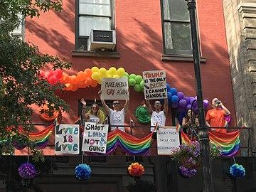 NYC Pride Parade 2018 and President Trump 1.jpg
