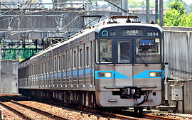 Nagoya Municipal Subway 3050 series 013.JPG