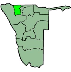 Omusati Region - Image: Namibia Regions Omusati 250px