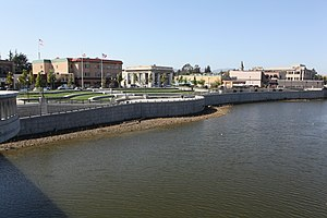 Napa River floodwall USACE.JPG