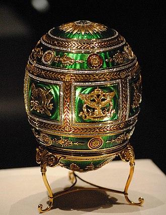 Napoleonic (Fabergé egg) - Image: Napoleonic (Fabergé egg)