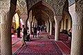 Nasir-ol-molk mosque shabestan pillars.jpg