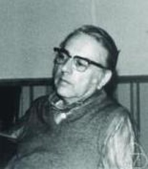 Nathan Jacobson - Jacobson in 1974
