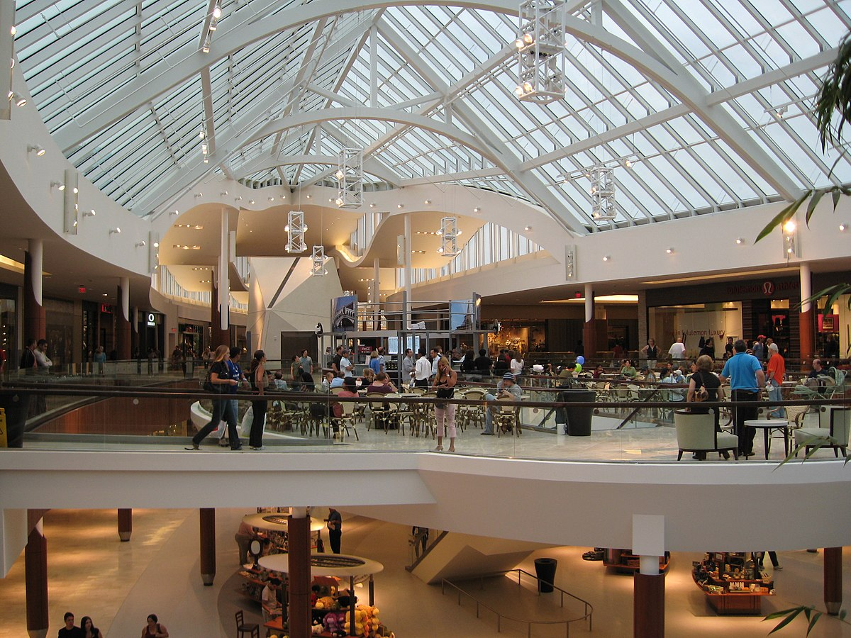 The Natick Mall (previously named the Natick Collection) is a shopping mall, located in Natick, Massachusetts and owned by Brookfield Properties Retail Group. The mall is a component of the Golden Triangle shopping district with the adjacent Shopper's World power center in Framingham.