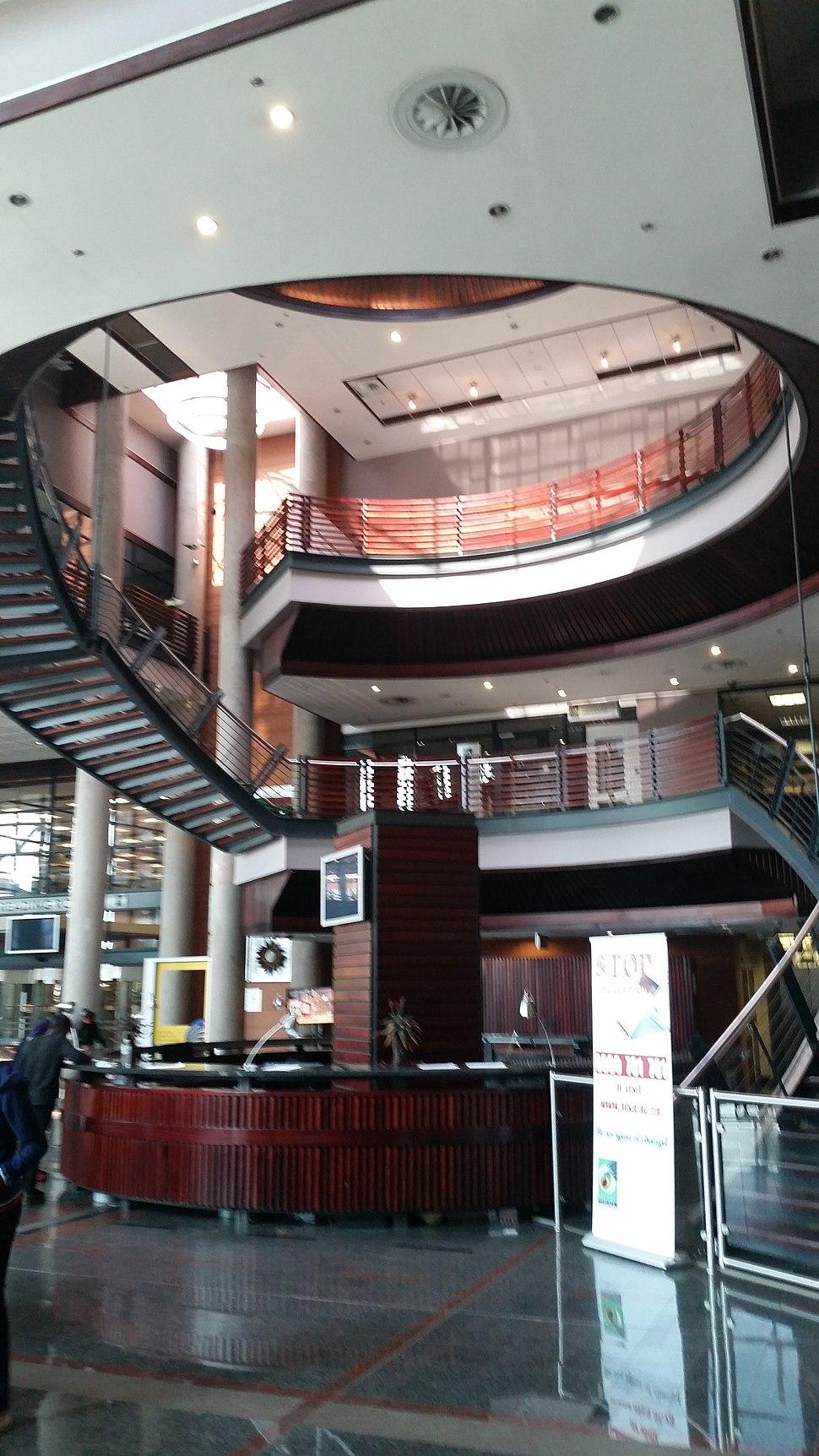 National Library of South Africa, Pretoria