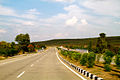 National highways of India NH 27 (old NH 76) Rajasthan Roads March 2015 g.jpg