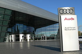 illustration de Audi