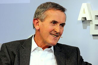 Neil MacGregor - MacGregor at the Frankfurt Book Fair in 2015