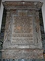 Neil Primrose memorial at Christ Church, Epsom Common 2.jpg