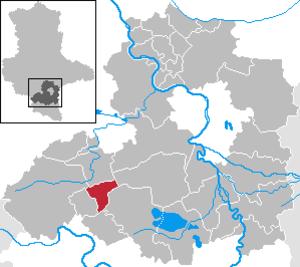 Nemsdorf-Göhrendorf - Image: Nemsdorf Göhrendorf in SK