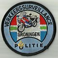 Netherlands motorcycle police patch Groningen.jpg