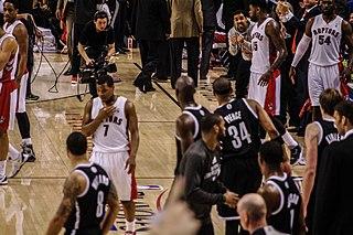 Nets–Raptors rivalry National Basketball Association rivalry