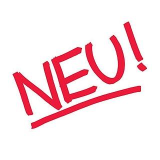 <i>Neu!</i> (album) 1972 studio album by Neu!