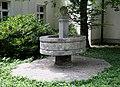 Neuer israelitischer Friedhof Brunnen Muenchen-1.jpg