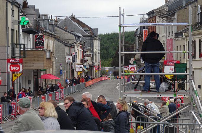 Neufchâteau - Tour de Wallonie, étape 3, 28 juillet 2014, arrivée (C05).JPG