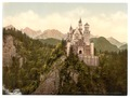Neuschwanstein, Upper Bavaria, Germany-LCCN2002696255.tif