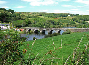 Skibbereen - New Bridge over the River Ilen