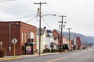 New Eagle, Pennsylvania Borough in Pennsylvania, United States