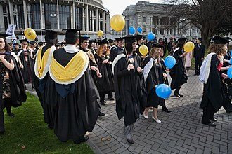 Massey University - Graduates in Wellington