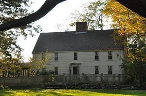 James Noyes House - The house in 2012