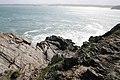 Newquay Bay from Towan Head - geograph.org.uk - 433696.jpg