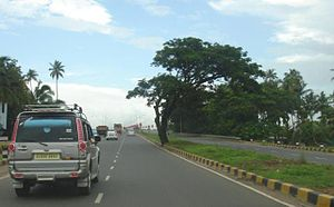 Reliance Infrastructure - Dual Carriage Highway in Kerala, South India
