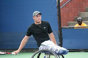 Nicolas Peifer - Peifer at the 2010 US Open