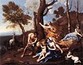 Nicolas Poussin - The Nurture of Jupiter - WGA18299.jpg
