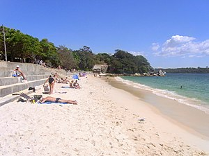 Sydney Harbour National Park - Image: Nielsen Park Port Jackson