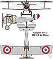 Nieuport 17 C.1 French First World War single seat fighter colourized drawing.jpg