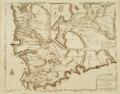 Nieuwe Kaart Van Caap Der Goede Hoop in hare rechte jegenwoordige staat vertoond door François Valentyn - Amsterdam 1724.png