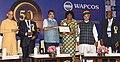 "Nitin Gadkari at the 50th Foundation Day Celebration of WAPCOS- ""Transcending Boundaries- Touching Lives"", in New Delhi (3).JPG"