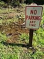 No parking in swamp - panoramio.jpg